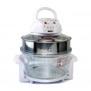 Dictrolux Forno Alogeno ventilato  1400w multifunzione 12-18Lt con accessori