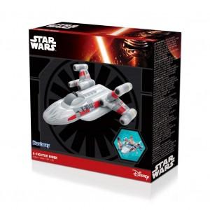 Navicella BESTWAY 91206 gonfiabile per bambini x-fighter Star Wars cm. 150x140