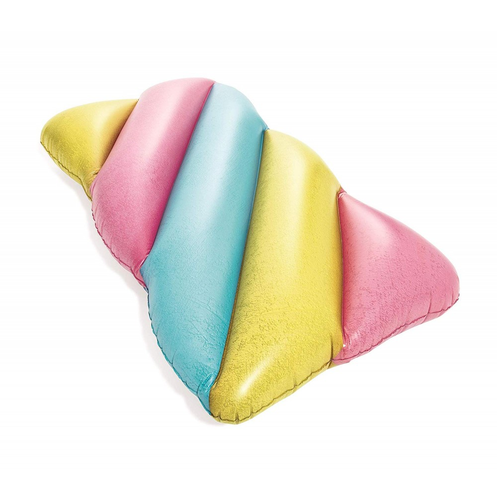 Materassino BESTWAY 43187 gonfiabile gigante Candy Lounge 190x105 cm lecca lecca