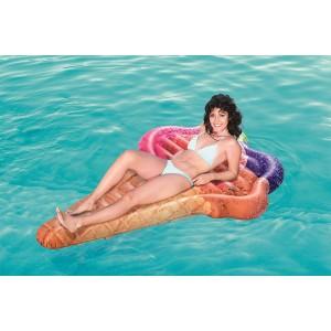 Materassino BESTWAY 43183 gonfiabile gigante forma di cono gelato cm. 188x130