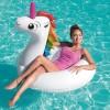 Salvagente BESTWAY 36123 a forma di unicorno per bambini 12+ anni cm.163x131