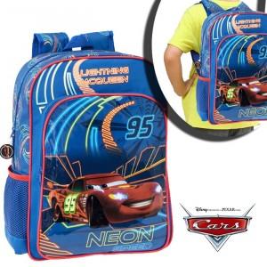 Image of 4052351 Zaino a spalla scuola Saetta McQueen Disney Junior Cars 30 x 40 x 16 cm 8010000300477