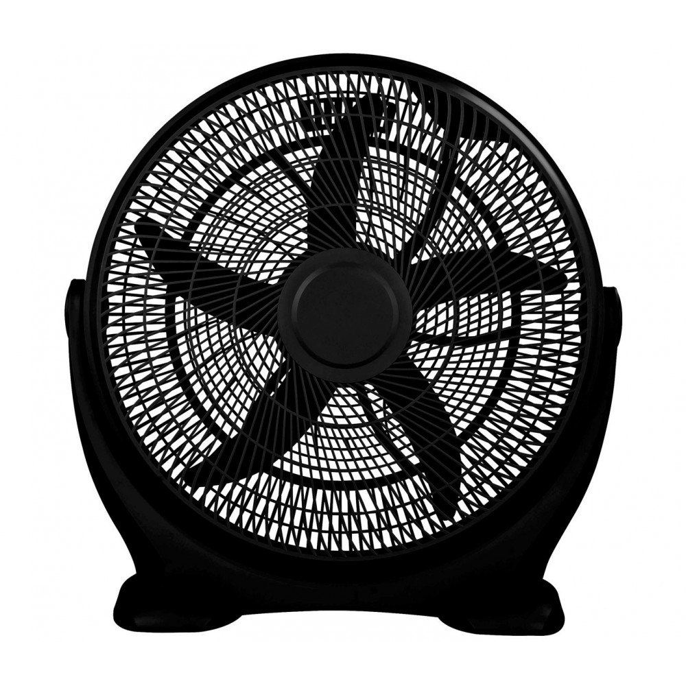 Ventilatore da terra SDS tre velocità 50 cm inclinazione verticale 3 velocità