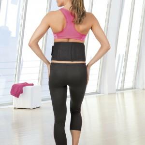 Supporto fascia posturale lombare BIOBACK unisex regolabile anti contratture