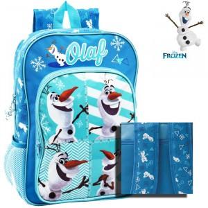 Image of 4342351 Zaino a spalla scuola Olaf cartella scuola Frozen Disney 27 x 38 x 14 cm 8010000300088