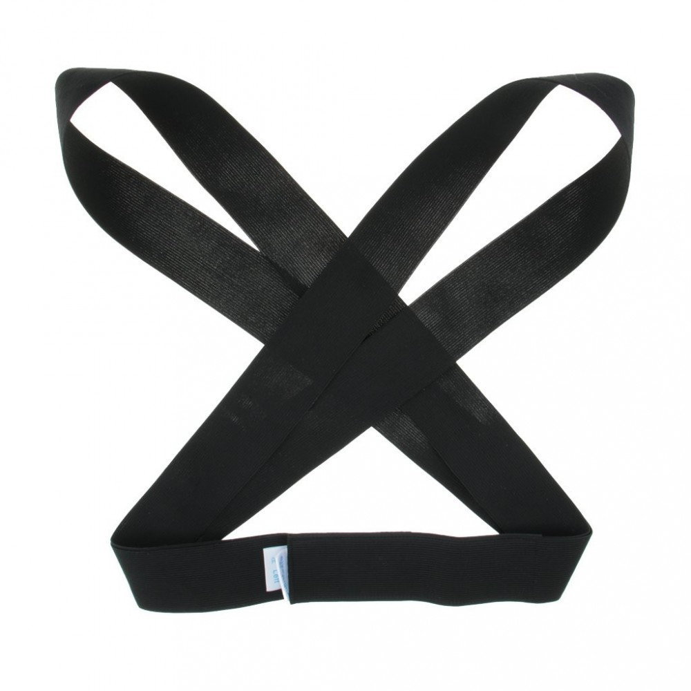 Supporto fascia posturale Posturx 180524 schiena spalle unisex regolabile velcro