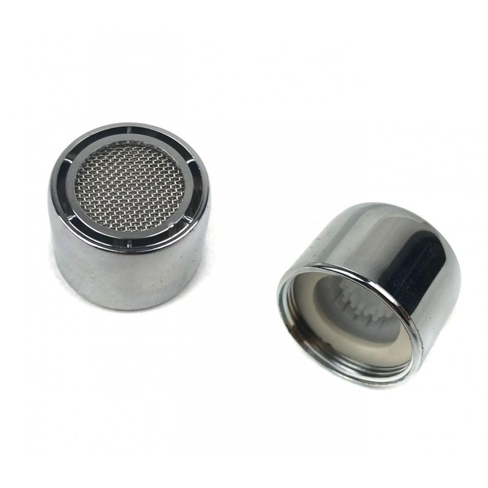 2 Filtri acqua per miscelatori e rubinetti attacco avvitabile e universale 24mm