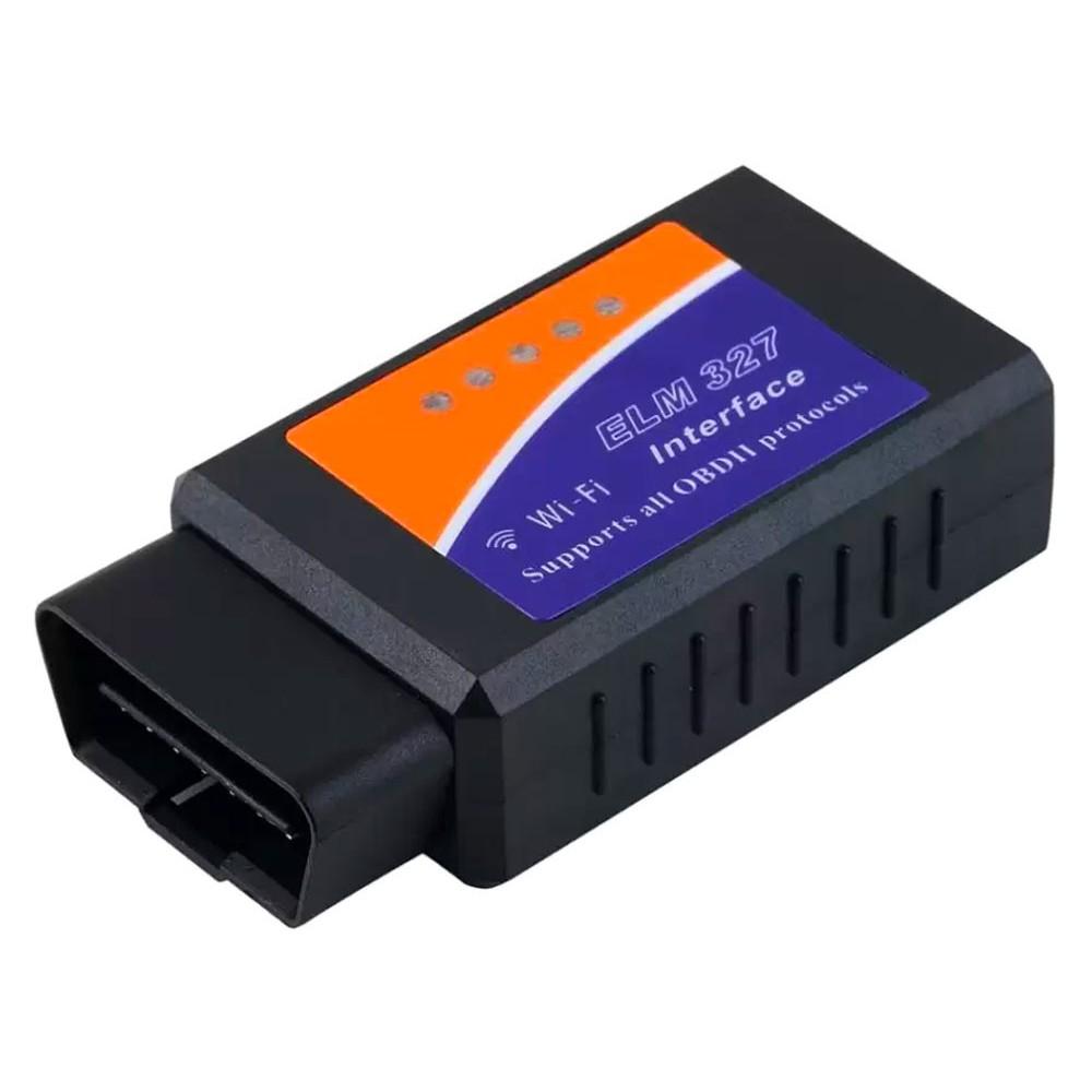 Kit Diagnostica WiFi ELM327 protocollo OBD2 universale auto PC iOS Android