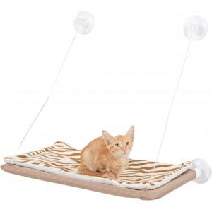 221301 Sunny Seat lettino per gatti a ventose da finestra supporto amaca 30x55cm