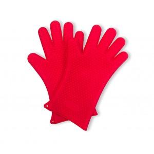 Hot Hands 117480 Guanti da forno flessibili in silicone termico con antiscivolo