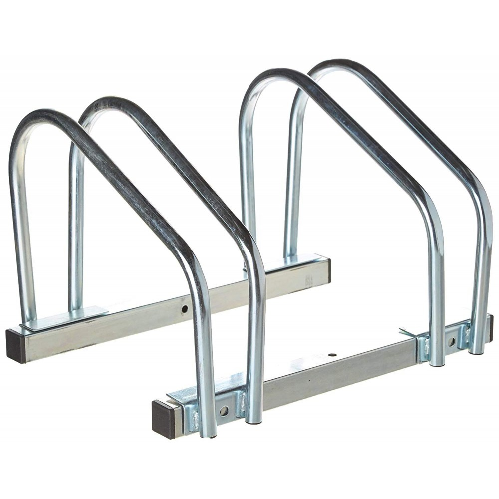 Bicycle Gear Portabici fissabile 312422 per parcheggio biciclette 2 posti