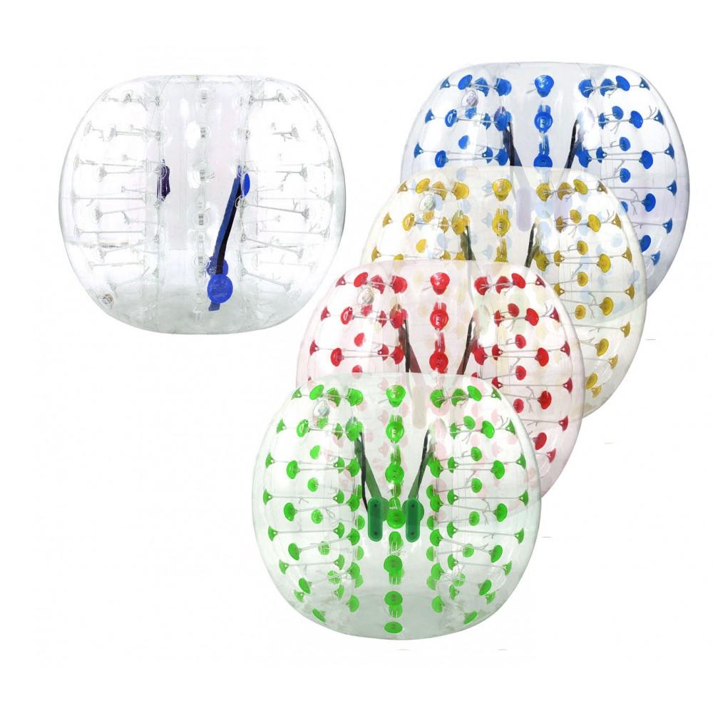 Palloni gonfiabili FUBUCA da bubble football 150cm in PVC ultra resistente