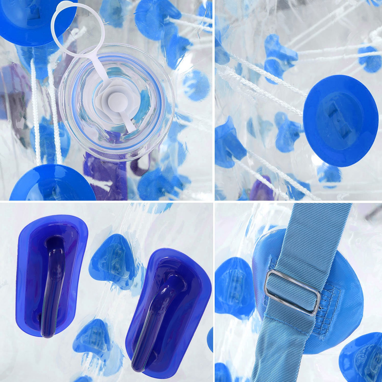 Palloni-gonfiabili-FUBUCA-da-bubble-football-150cm-in-PVC-ultra-resistente miniatura 14