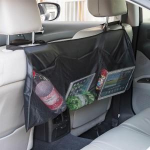 030364 Organizzatora salvaspazio da auto bagagliaio da fissare ai sedili 100x35