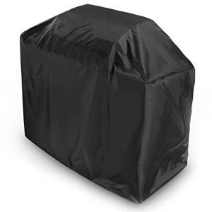 BBQ Collection Telo di copertura per barbecue 348186 impermeabile 80X80X125cm