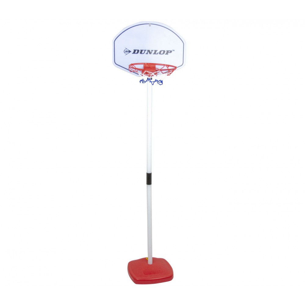 d3d7b2d20f01 101125 Playset basket per bambini DUNLOP canestro con base pallone e pompa