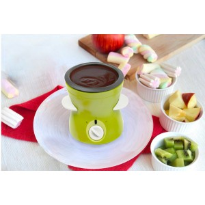 Cuisine Passion Kit Fonduta 25W di Cioccolato 360268 con accessori 300ml