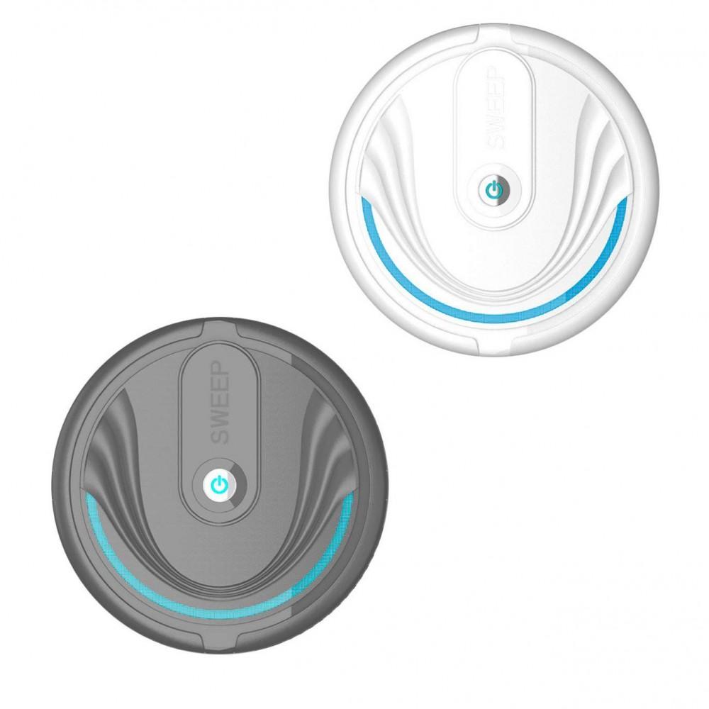 ROBOT SWEEPER 501653 rimuovi polvere con 20 panni in microfibra attacco USB