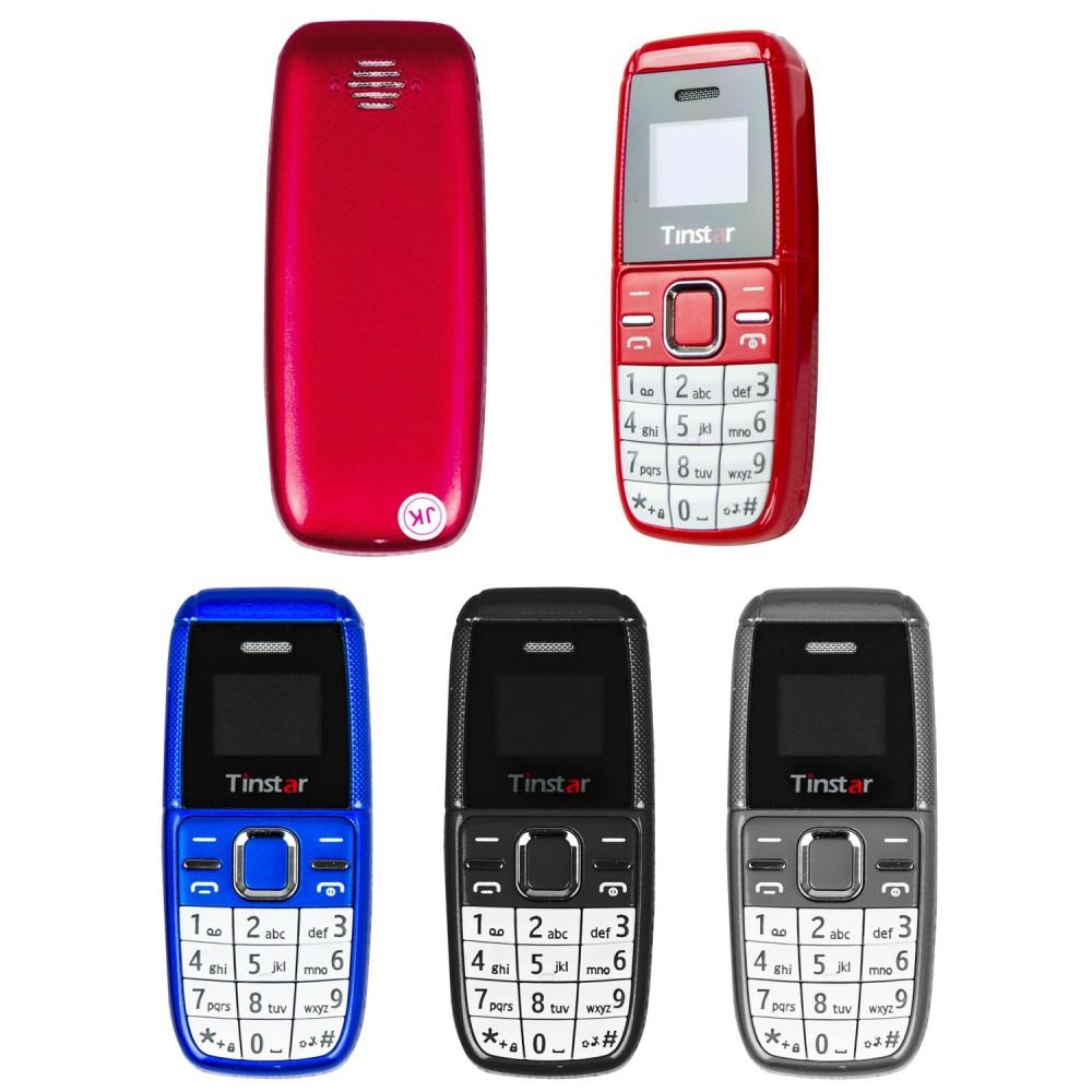 Mini cellulare bm200 mobile phone gsm bluetooth dual sim mp3 68x13x28mm