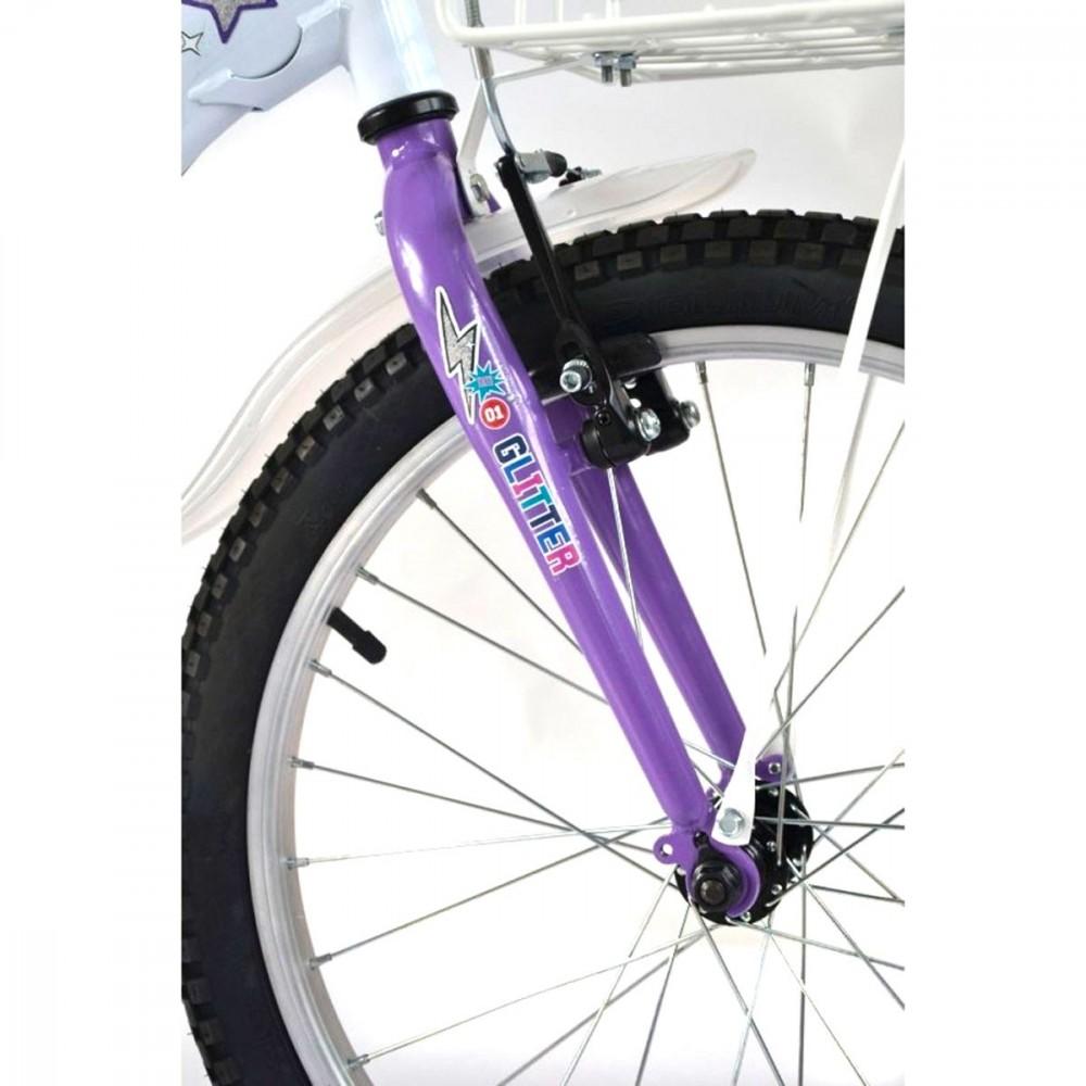 Bicicletta Ruota 20 Pollici Lol Surprise 6 8 Anni Cerchi In Alluminio