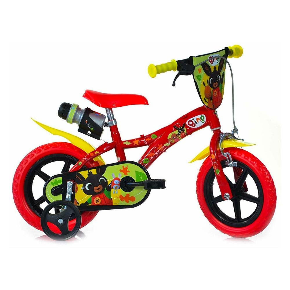 de2076720359f6 Bicicletta bambino DINO BIKE 612 L-BG misura 12 BING 3-5 anni