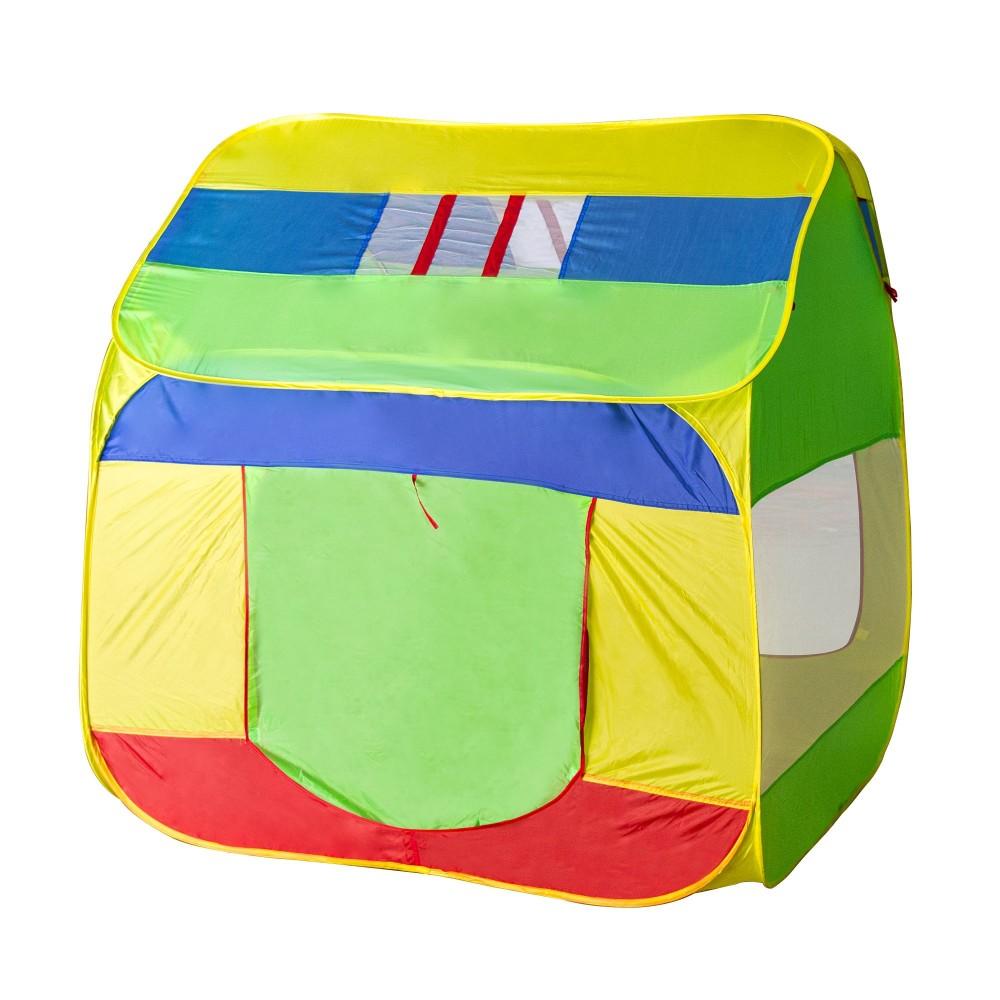 Casa Tenda da gioco pieghevole 099841 per bambini 125x125x140 cm