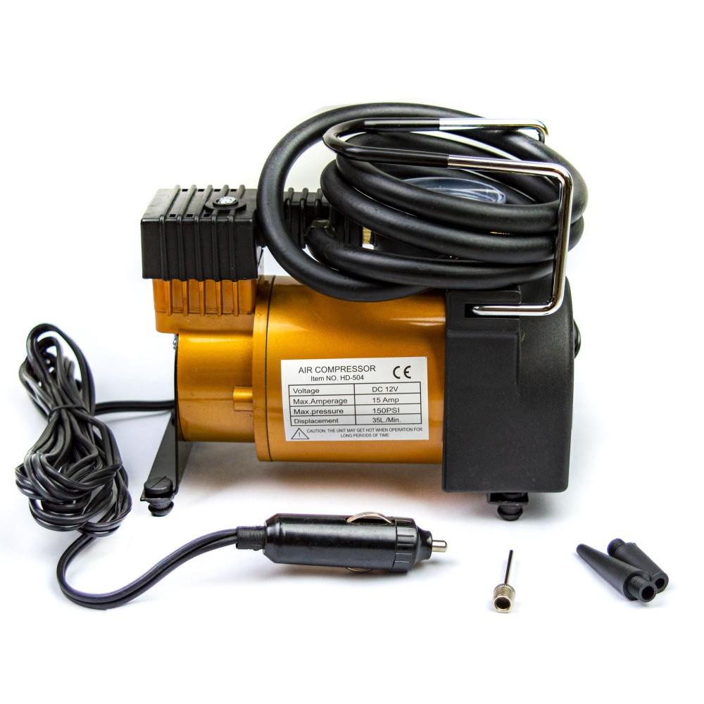 XONE compressore da auto EF012 attacco accendisigari con accessori 12V