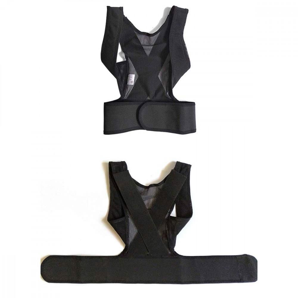 Fascia posturale DL MAGICO per rachide e spalle 345711 anti sciatalgie e dolori