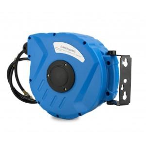 Avvolgitubo ad aria compressa 4508 FUBUCA per compressione aria/acqua 9mt