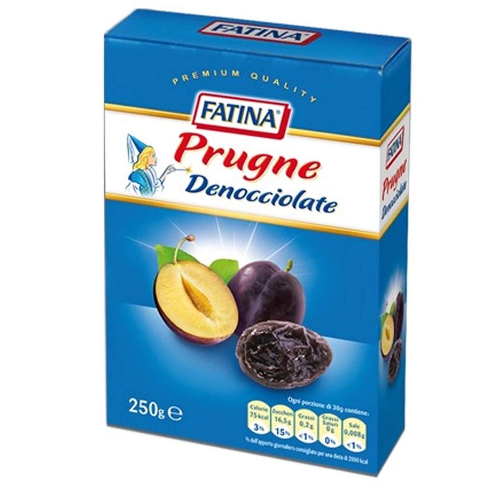 Prugne Secche Fatina Premium Quality Denocciolate Fatina 250g senza nocciolo