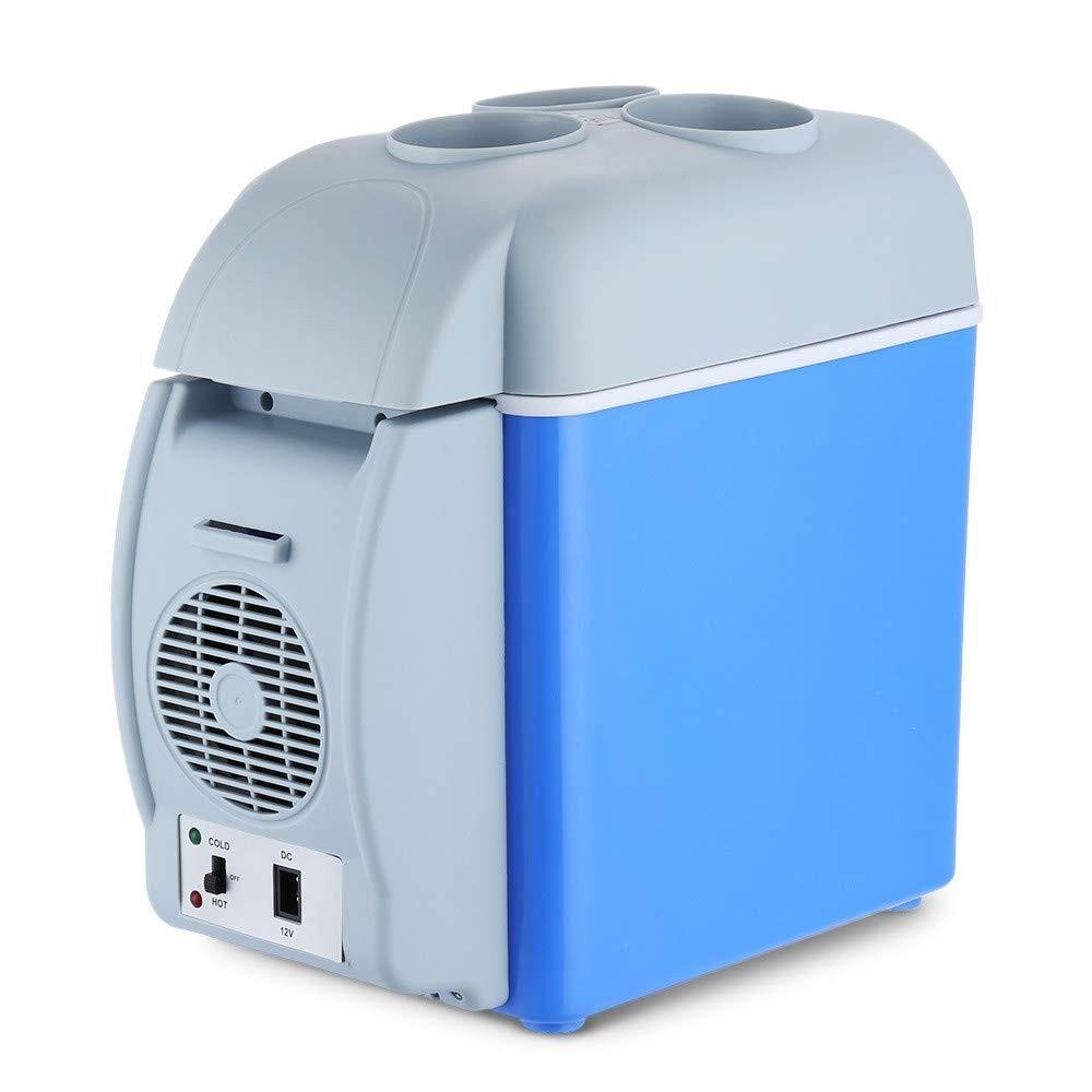 Frigo portatile 079054 per auto e camping 2 in 1 caldo e freddo 7,5 Litri 12V