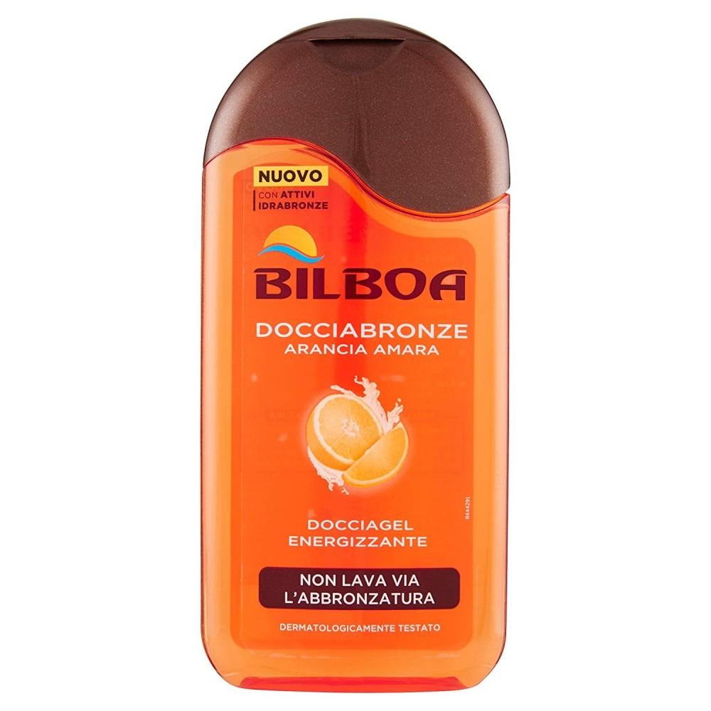 Bilboa Solare DOCCIABRONZE Doccia gel 021974 ARANCIA AMARA 250 ML