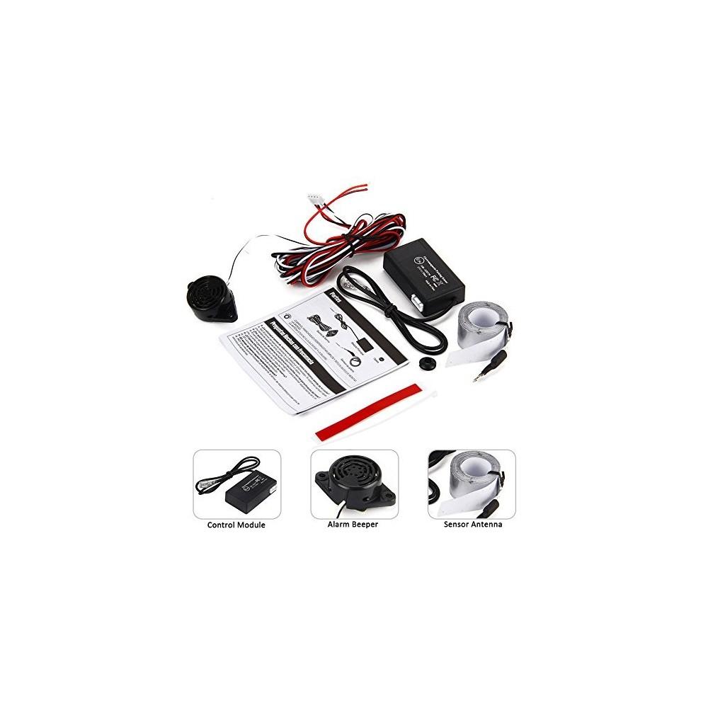Sensori parcheggio 818056 elettromagnetico U-301 montaggio interno paraurti