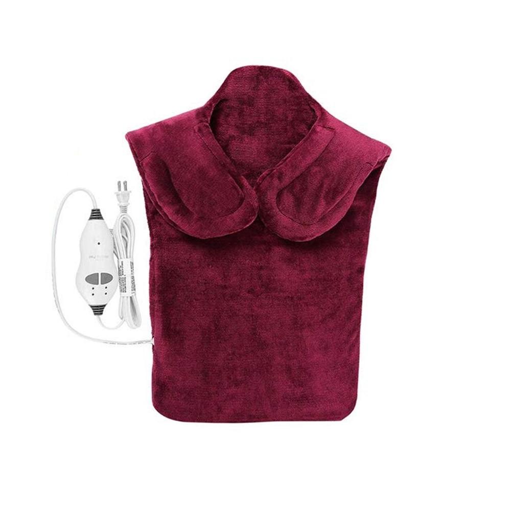 Termocoperta WRAP mantello 120145 funzione di riscaldamento e massaggio 70 W