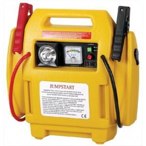 Image of Avviatore emergenza portatile auto12v Jump Starter compressore e torcia 8047489658577