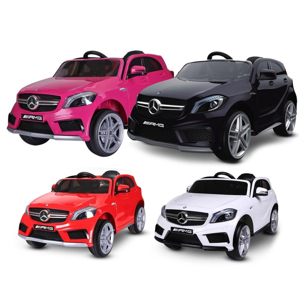 Macchina elettrica LT866 per bambini Mercedes AMG monoposto 12V con telecomando
