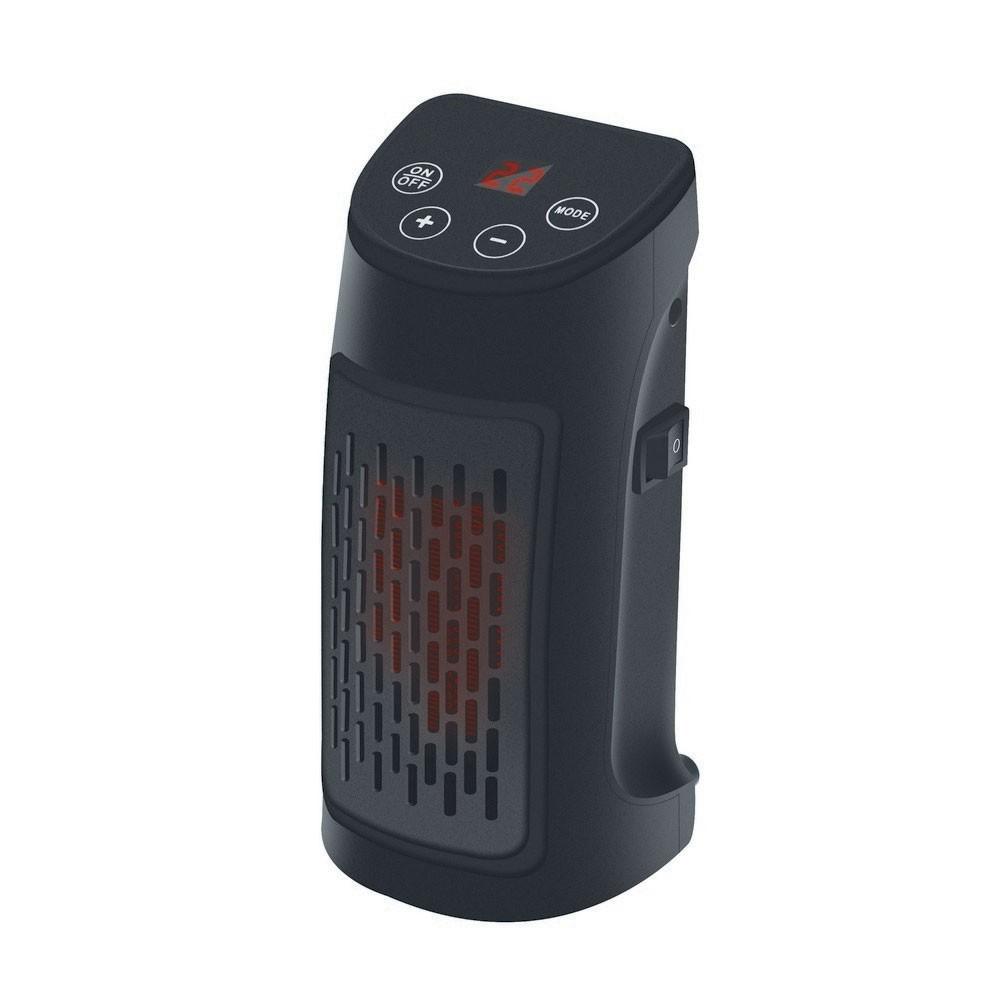 Master Stufa 660321 Compatta da muro programmabile 400w con timer display LED