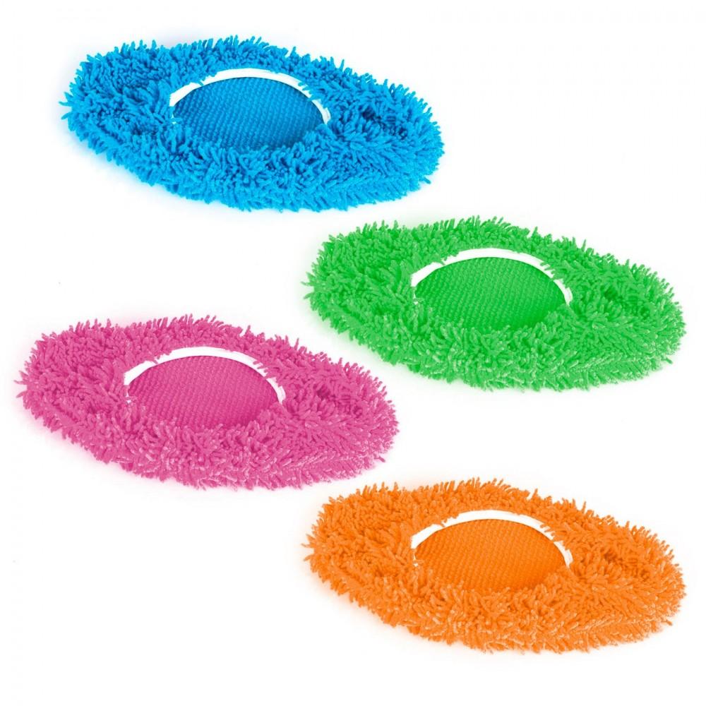 Copri scopa Utilizzabile sia da asciutto che da umido spolvera e lava a fondo