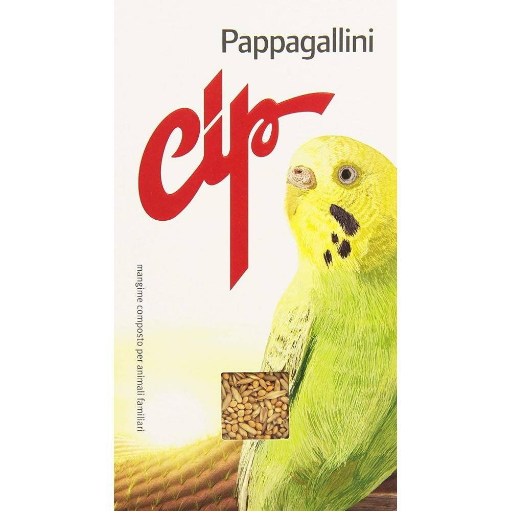 CIP Cibo Pappa per Pappagallini 375g miglio e avena decorticata