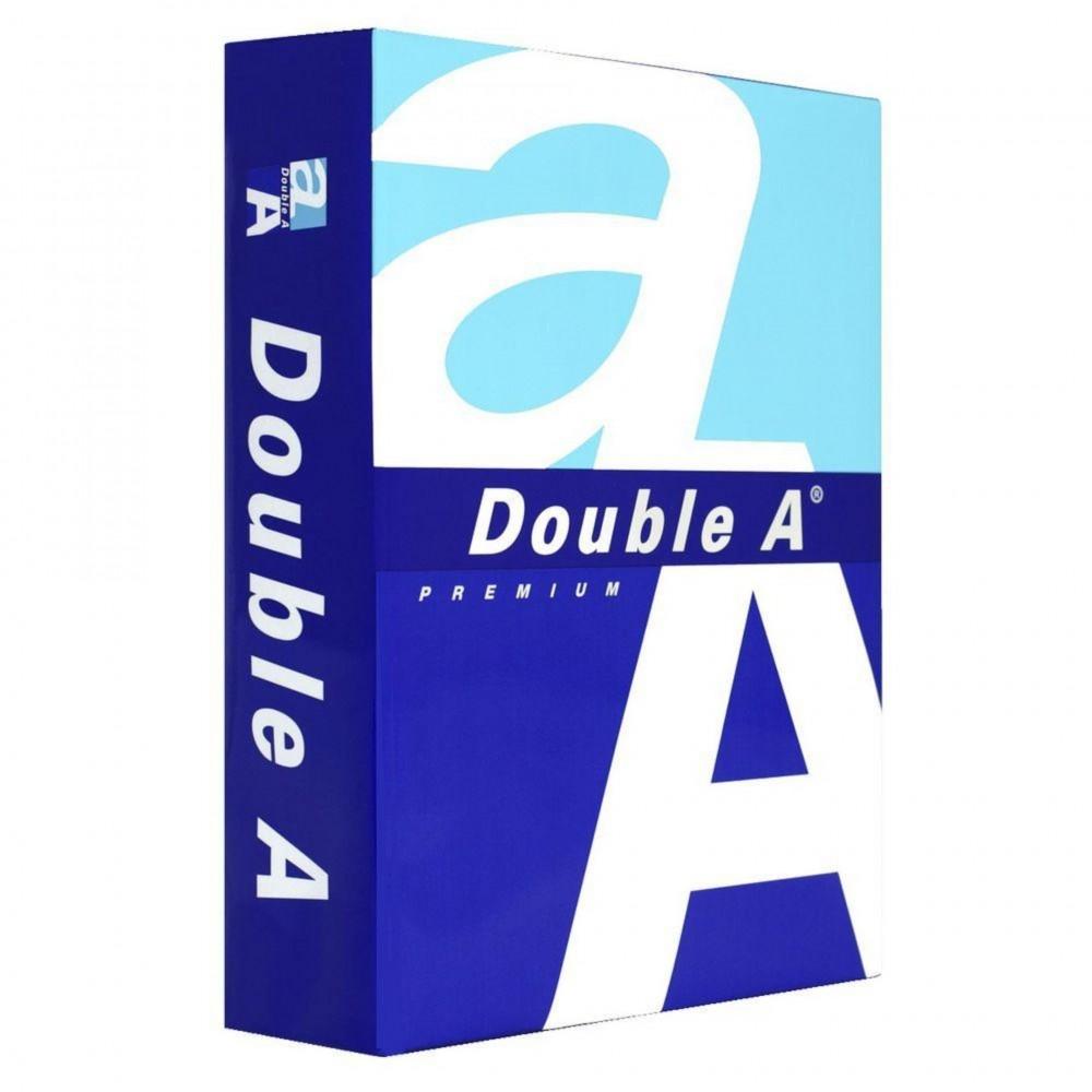 Risma di carta 015430 formato A5 500 fogli da 80 g DOUBLE A Premium