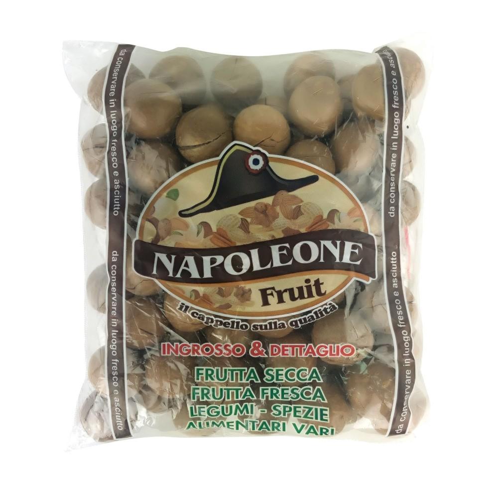Pack 500gr Noci Macadamia in Guscio con chiave apri noce