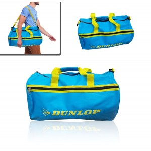Borsone sport  viaggio mare Dunlop bagnaglio a mano  50 x 30 x 22 cm vari colori