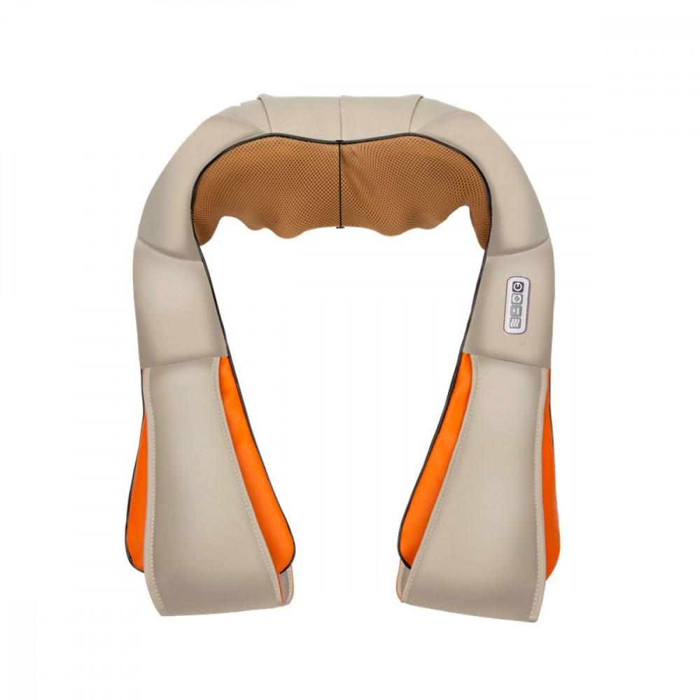 Kneading Neck Massaggiatore 201927 funzione termica per dolori lombari cervicali