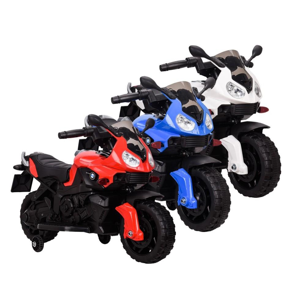 Moto elettrica BKT SPEEDSTER B88216 6V  per bambini con luci e suoni