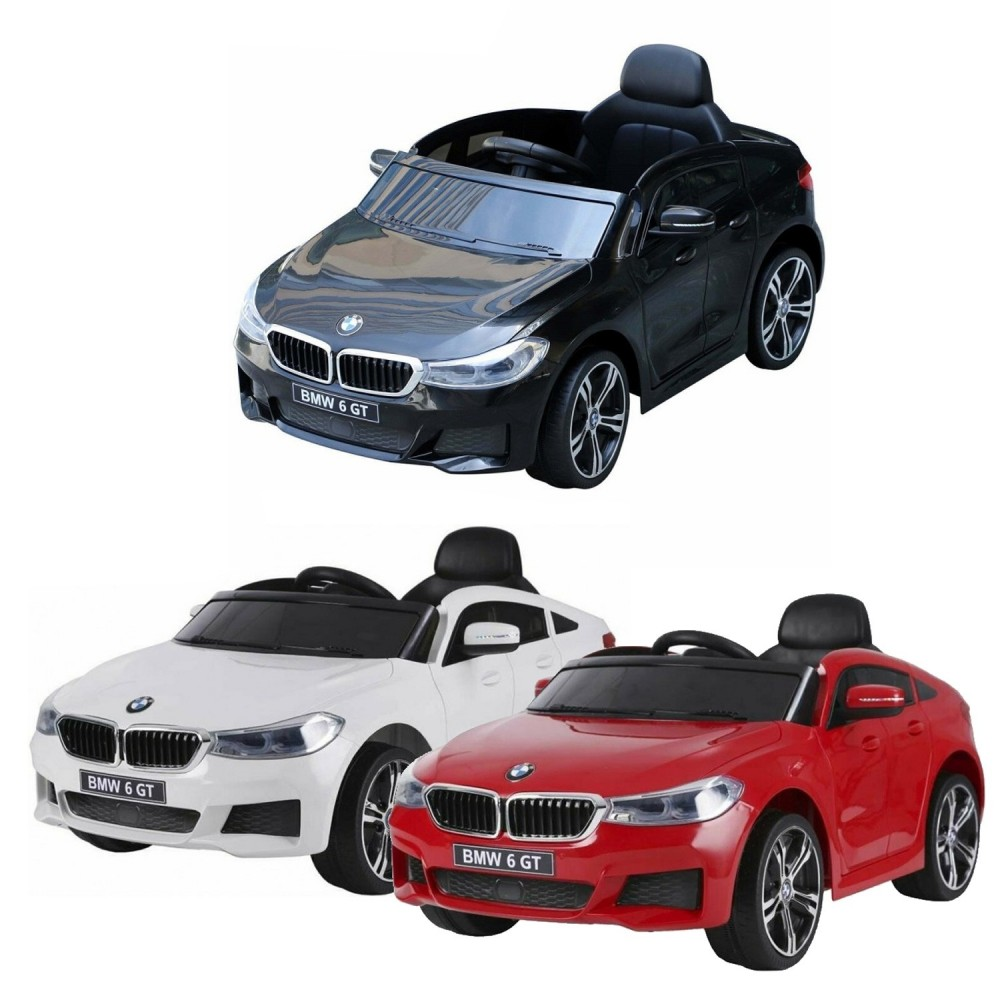 Auto elettrica bambini B80154 BMW X6 GT MONOPOSTO 12V telecomando RADIO FM