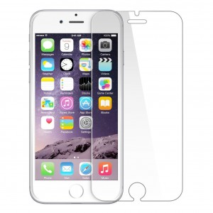 Pellicola trasparente in vetro temprato smartphone  protegge lo schermo da urti e cadute Iphone 6