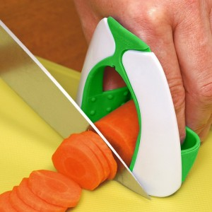Salvadita per alimenti per tagliare ed affettare in tutta sicurezza proteggi le tue dita