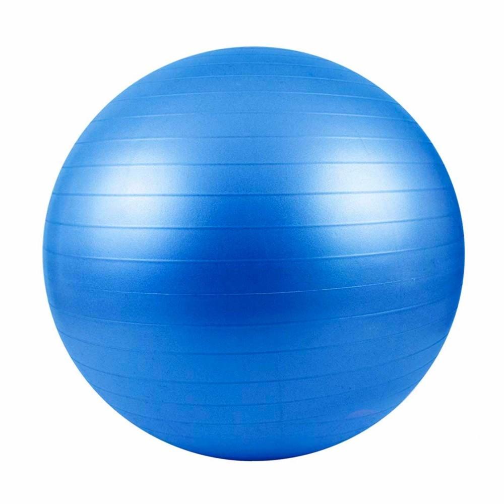 Palla da Ginnastica Fitness Yoga per Allenamento Pilates e Core 65cm antiscoppio