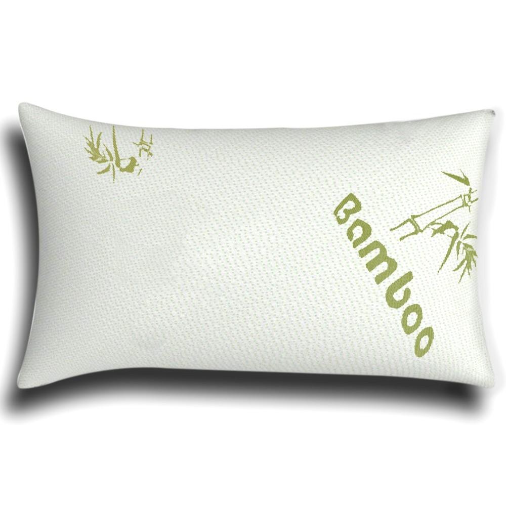 Cuscino Cervicale Memory Foam Bamboo 784071 schiuma viscoelastica 40x70 cm