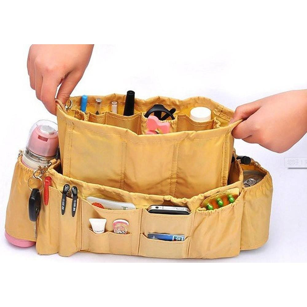Organizzatore per borse svuota borsa organizer zaino viaggio